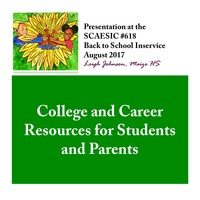 College & Career Information Kansas - SPED618