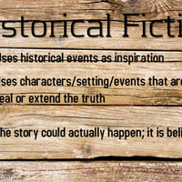 Quarter 1 Social Studies and Historical Fiction Writing
