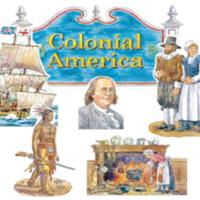 3rd Grade - Colonial America domain