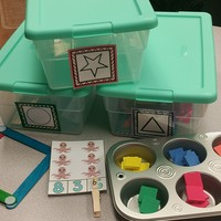 Learn and Explore with Task Boxes