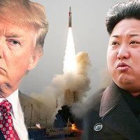 Current Tensions Between North Korea, South Korea, and the U.S.