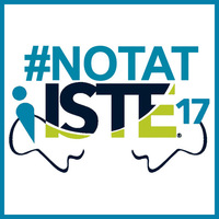 Well over 500 resources from #NOTATISTE17 and #ISTE2017 hashtags. Please tweet @pgeorge or @livebinders if you see anything that we missed! Enjoy!