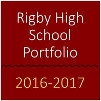 Rigby High School Student Council 2017 Portfolio