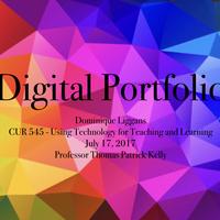 Digital Portfolio