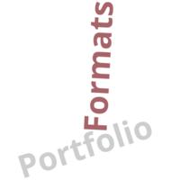 GPS: Grad Portfolio Formats