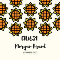EDU631 Morgan Brand