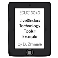 Joanna Zimmerle Technology Toolkit LiveBinder