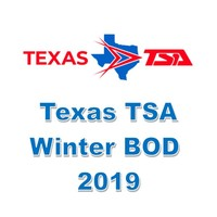 Texas TSA Summer BOD Meeting 2017