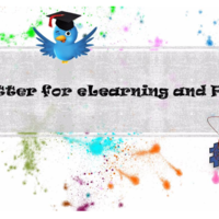 Twitter for eLearning and PD.