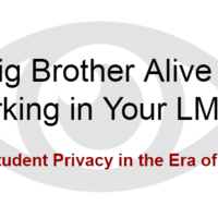 Privacy in the LMC