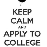 College Applications Information