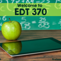 EDT 370 W19