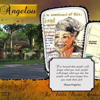 Maya Angelou's Poems