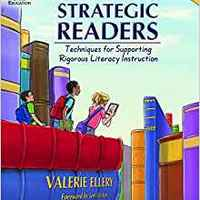 Professional Book Study:  Creating Strategic Readers