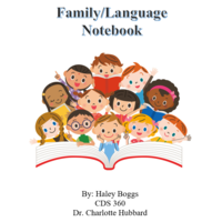 CDS Family/Language Notebook