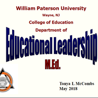 WPU Educational Leadership