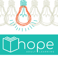Hope Adult Learning Basic Tutor Training