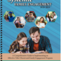 2018-2019 Parent and Family Engagement Handbook