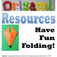 Origami Resources