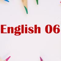 English 06