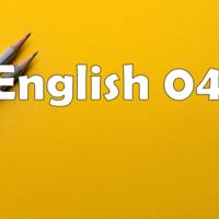 English 04