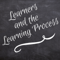 Learners and the Learning Process