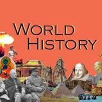 World History Work