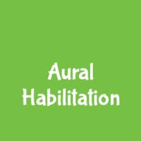 Aural Habilitation