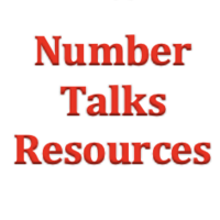Number Talks Resources