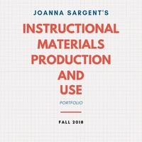 Instructional Materials Production and Use