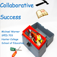 Michael Warner Collaborative Skills Binder