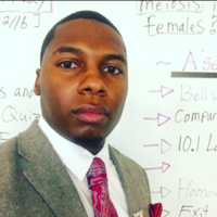 Darius James' Professional Teaching Portfolio