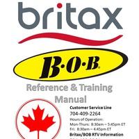 Canadian Britax/BOB Resource Binder