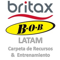LATAM Britax/BOB Resource Binder (Carpeta de Recursos & Entrenam