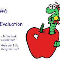 Big 6: Task #6 Evaluation