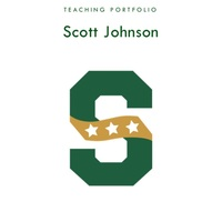 Scott Johnson Teaching Portfolio
