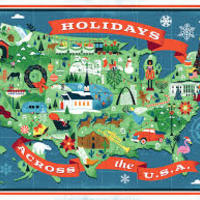 Holidays Around the World Readings and Activites