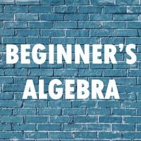 Beginner's Algebra