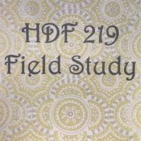 HDF 219 Fieldwork