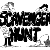Digital Scavenger Hunts