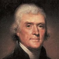 Through  the Looking Glass with Thomas Jefferson