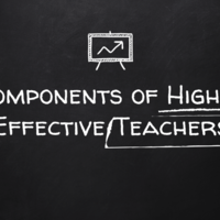 Components of Highly Effective Teaching