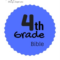 Fourth Grade Bible