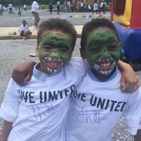 Breaking Barriers BUILDING COMMUNITY @ MLK