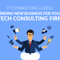 IT Consulting Leads: Finding New Business for Your Tech Consulti