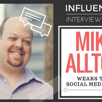 Influencer Interview Series: Mike Allton Wears The Social Media
