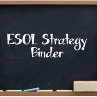 ESOL Strategies