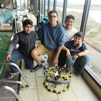 ROV Submersible Robotics