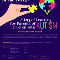 Copy of Assembling the Pieces of the Puzzle: A Day of Learning f