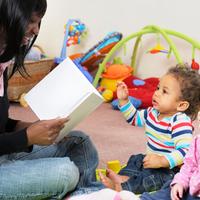 Infant Toddler portfolio